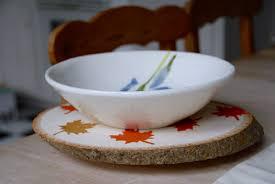 thanksgiving wood slab serving tray