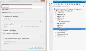 layout design in mvc 4 mvc framework layouts