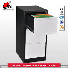 file and storage cabinets office supplies china anti tilt structure office furniture metal 3 drawer file