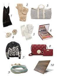 my euro crush last minute christmas gift guide for the gals