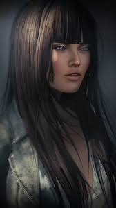 the daria hair exle imagem de 3d 3d art and wallpapers iphone face to face pinterest