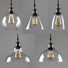 Glass Pendant Light Fitting Pendant Light Zeppy Io
