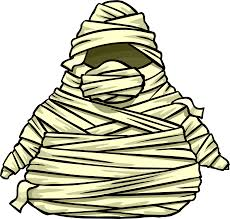 mummy costume club penguin wiki fandom powered by wikia