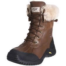 ugg s adirondack boot ii otter ugg australia boot adirondack ii otter light brown 5469