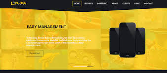 bootstrap themes free parallax professional free bootstrap themes