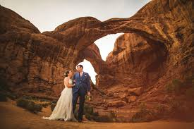 wedding arches national park 22a arches national park wedding significant events of