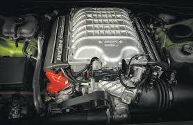 6 4 Hemi Inside The Hellcat Hemi V8 Rod Network
