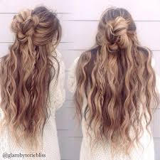 easy messy buns for shoulder length hair the 25 best messy bun for long thick hair ideas on pinterest