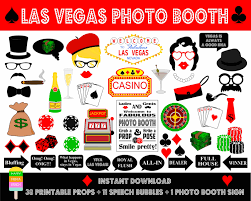 photo booth props for sale printable las vegas photo booth propspoker party props las