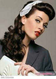 306 best hair styles in the 50 s images on pinterest beautiful