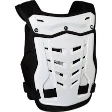 fox motocross body armour all new fox racing 2015 proframe lc roost deflector white wide