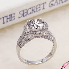 aliexpress buy 2ct brilliant simulate diamond men wholesale 2ct brilliant pretty sona synthetic diamond