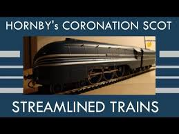 Coronation Scot Hornby U0027s Coronation Scot Train Pack Review Youtube