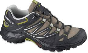 women s hiking shoes salomon ellipse gtx hiking shoes women s at rei