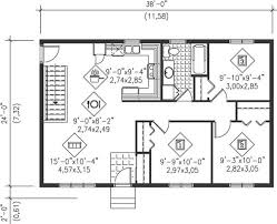 small ranch house floor plans floor plan lake ranch style house ranch