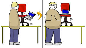 comment am駭ager un bureau professionnel turn your office chair into a makeshift standing desk
