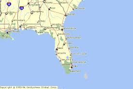 melbourne fl map how to find florida tech