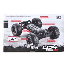 monster jam remote control trucks large remote control rc kids big wheel toy car monster truck 2 4