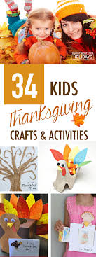 34 thanksgiving crafts for centered holidays