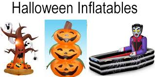 halloween inflatable outdoor decorations family finds fun