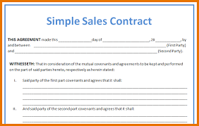 Credit Note Format Sle sales contract template word sales contract template microsoft word