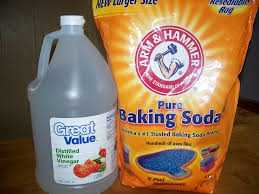 baking soda and vinegar clogged sink how to clean a bathtub drain with baking soda tubethevote