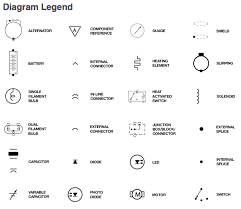 component wire symbols repair guides wiring diagrams autozone