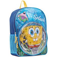 sponge bob backpack walmart com