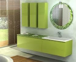 Green Bathroom Vanities Green Bathroom Vanity From Duebi Italia