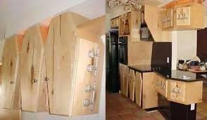 Great Kitchen Cabinets NOT SPAM Classic Horror Film Board - Spruce up kitchen cabinets