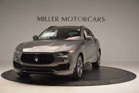maserati ghibli grill 2017 maserati levante stock m1814 for sale near greenwich ct
