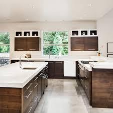 kitchen cabinets with light floor 40 unique kitchen floor tile ideas kitchen cabinet