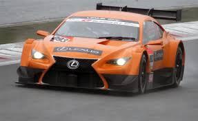 lexus rc f gt500 lexus rc f gt500 race car sounds vicious autoguide com