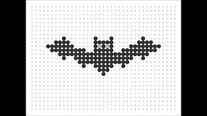 hama bead bat halloween series 5 youtube