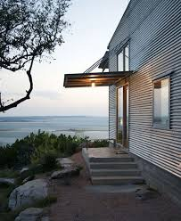 facade fix 9 ways to add curb appeal with corrugated metal siding