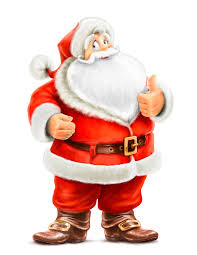 santa clause pictures if santa claus knows who your customers are shouldn t you