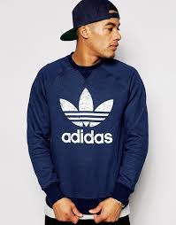 adidas originals logo sweatshirt where to buy u0026 how to wear