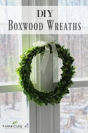 preserved boxwood wreath diy preserved boxwood wreaths farmhouse 40