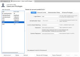 Mysqlwork Bench Mysql Workbench Users And Privileges