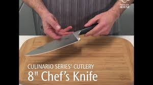 culinario series chef u0027s knife youtube