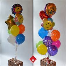order helium balloons for delivery montreal balloons for delivery the flower pot