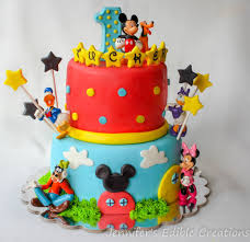 mickey mouse clubhouse birthday cake mickey mouse clubhouse birthday cake cake by s edible