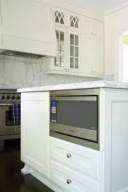kitchen island with microwave kenangorgun com
