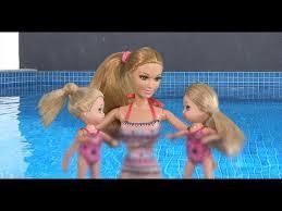 barbie twins learn swim ep 93
