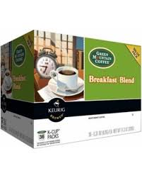 keurig k cups light roast savings on green mountain coffee breakfast blend single serve keurig