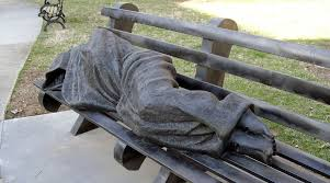 why this sculpture of jesus as a homeless man caused a major stir