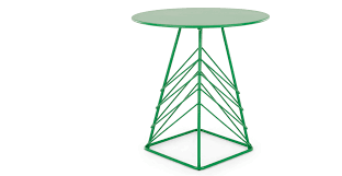 Garden Bistro Table Tega Garden Bistro Table Green Made