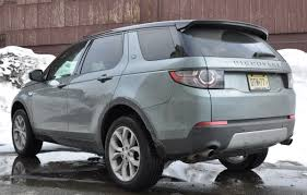 land rover discovery 2015 2015 land rover discovery sport review the truth about cars