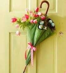 easter door decorations easter umbrella door decoration for
