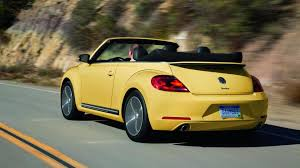 volkswagen beetle yellow vw scirocco and beetle allegedly face retirement no successors